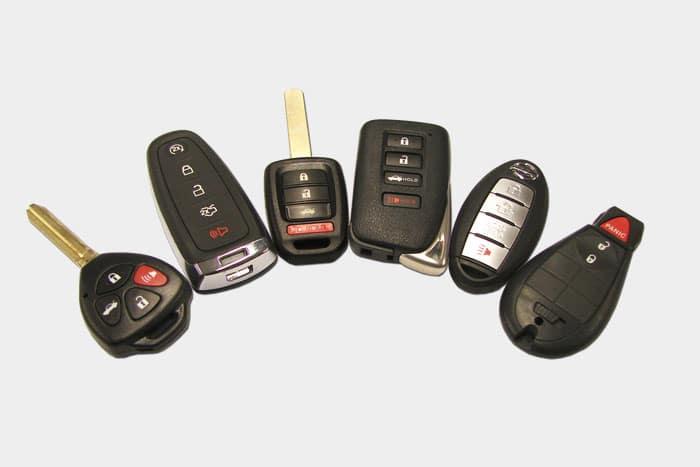 Auto Remotes