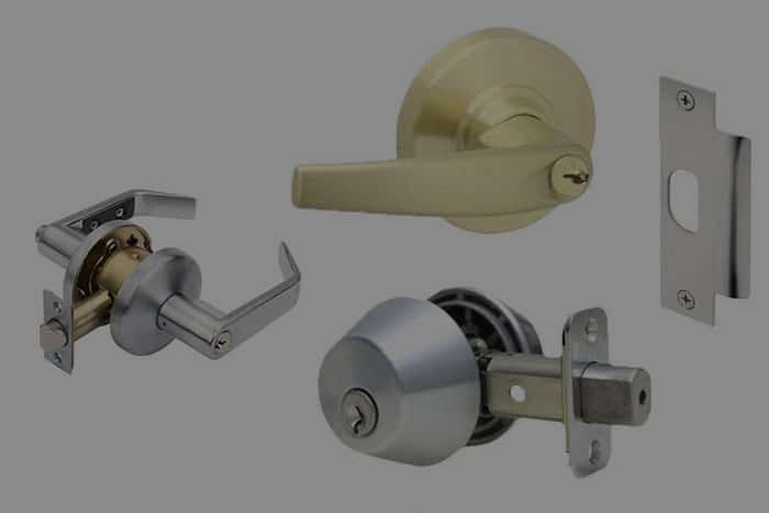 Commercial Lock Hardware Sales