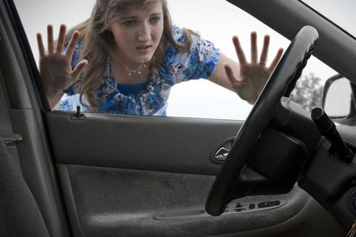 Locked out of your car